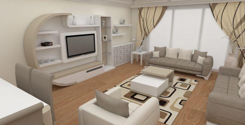 Salon Mobilyaları ve Oturma Grupları