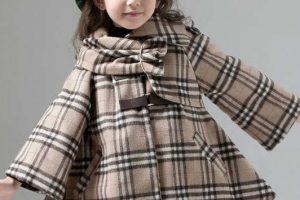 Kız Çocuk Kaban Modelleri