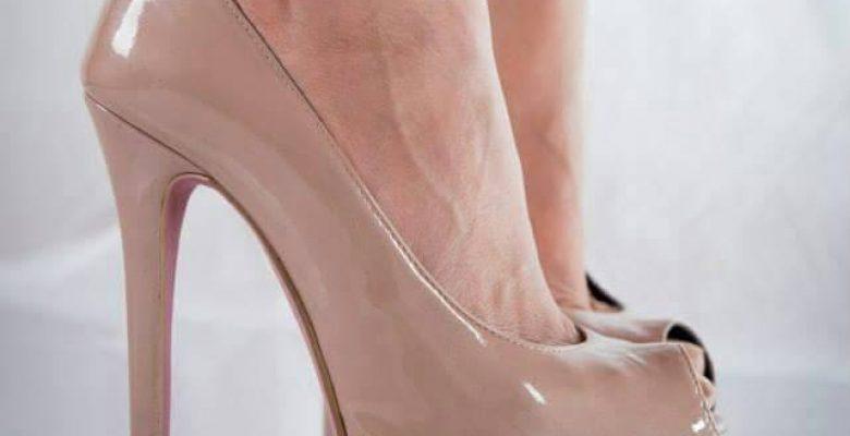 Platform Tabanlı Bayan Ayakkabı Modelleri
