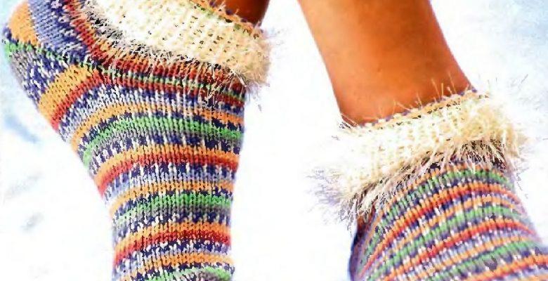 Kışlık Bayan Çorap Modelleri