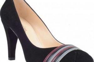 Yeşil Kundura Bayan Klasik Ayakkabı Modelleri