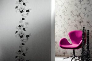 Dekoratif Duvar Kağıdı Modelleri