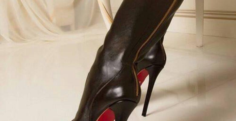 İnci Bayan Çizme Modelleri